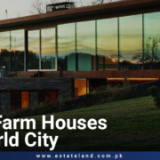 Blue Hills Farm Houses in Blue World City