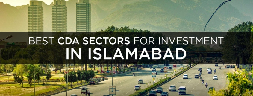 best CDA sector for investment in Islamabad