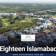 Eighteen Islamabad Housing society