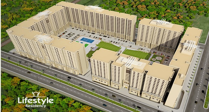 master olan of Lifestyle Residency Islamabad