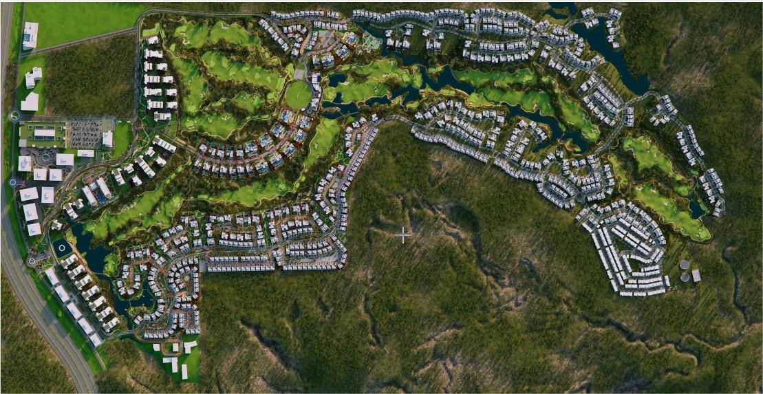 master plan of Eighteen Islamabad