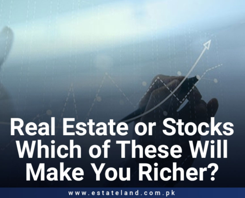 Real Estate or Stocks Which of These Will Make You Richer?