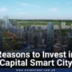 Reasons to Invest in Capital Smart City Islamabad in 2021