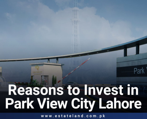 10 Reasons to invest in Park View City Lahore in 2021