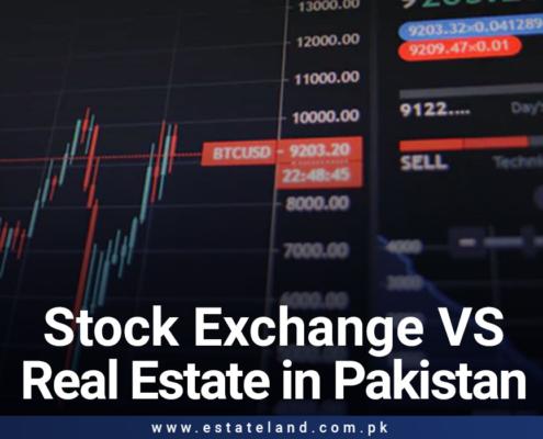 Stock Exchange VS Real Estate in Pakistan