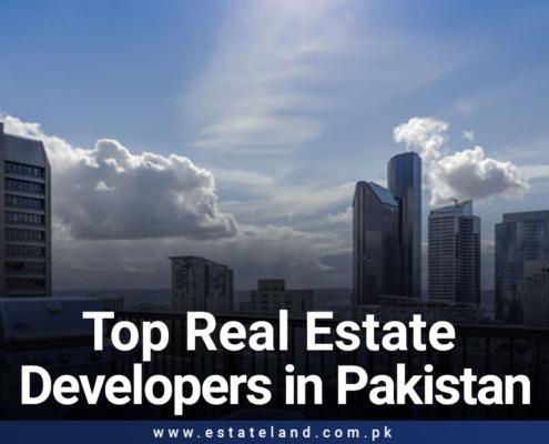 Top Real Estate Developers in Pakistan