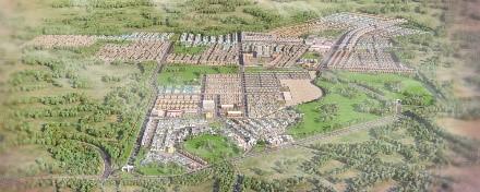 Al Haram City Rawalpindi master plan