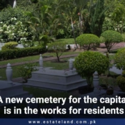 A new cemetery for the capital is in the works for residents
