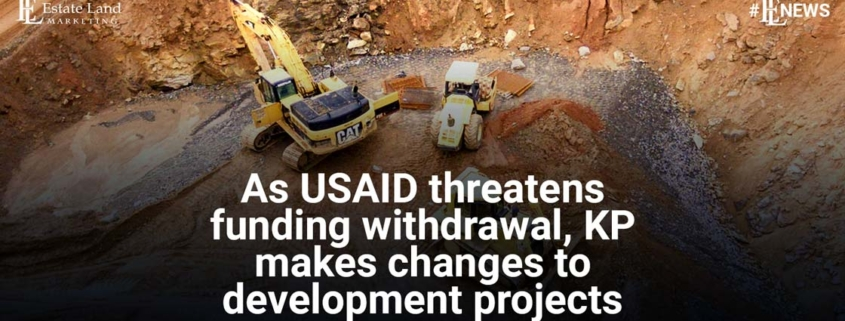 As USAID threatens funding withdrawal, KP makes changes to development projects