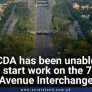 CDA has been unable to start work on the 7th Avenue Interchange