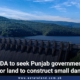 CDA to seek Punjab government for land to construct small dam
