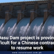Dasu Dam project is proving difficult for a Chinese contractor to resume work