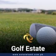 Golf Estate - Park View City 5 Marla , 10 Marla Plot For Sale
