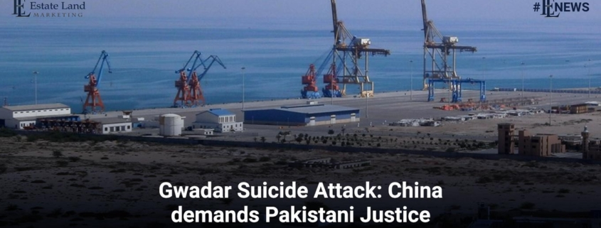 Gwadar Suicide Attack : China demands Pakistani Justice