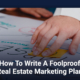 A Guide to a Foolproof Real Estate Marketing Plan in 2021