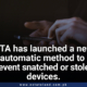 PTA has launched a new automatic method to prevent snatched or stolen devices