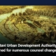 Ravi Urban Development Authority fined for numerous counsel changes