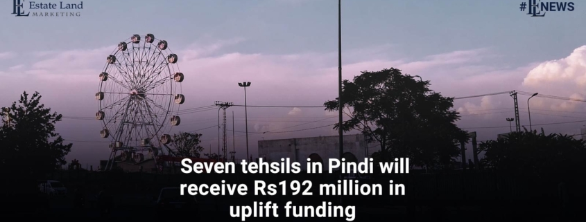 Overhaul funding for Pindi tehsils at Rs192 million: Chief Justice of the IHC