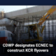 CDWP designates ECNEC to construct KCR flyovers