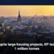 Despite large housing projects, KP lacks 1 million homes