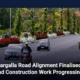 Margalla Road Alignment Finalised and Construction Work Progressing