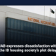 NAB expresses dissatisfaction with the IB housing society's plot delay