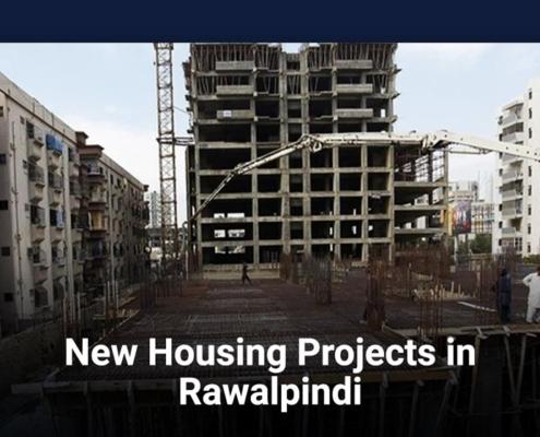 New Housing Projects in Rawalpindi