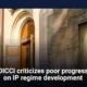 OICCI criticizes poor progress on IP regime development