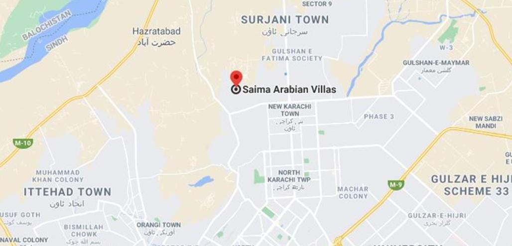 Nearby Landmarks to housing society in karachi