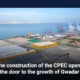 The construction of the CPEC opens the door to the growth of Gwadar