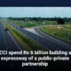 GCCI spend Rs6 billion building an expressway of a public-private partnership