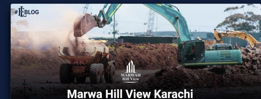 Marwa Hill View Karachi
