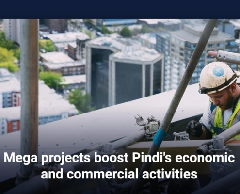 Mega projects boost Pindi's economic and commercial activities