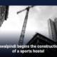 Rawalpindi begins the construction of a sports hostel