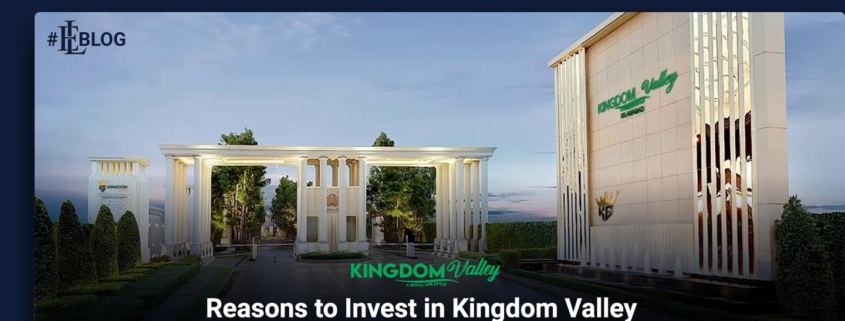 Reasons to Invest in Kingdom Valley