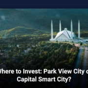Where to Invest Park View City or Capital Smart City